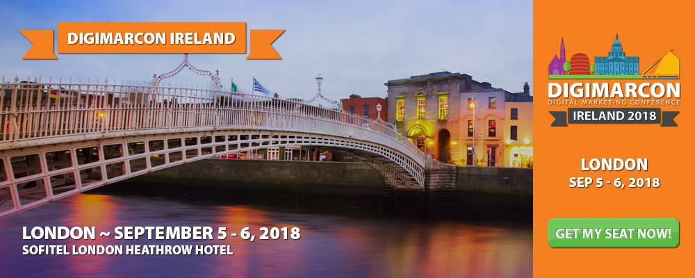 DigiMarCon Ireland 2018