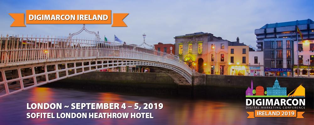 DigiMarCon Ireland 2019