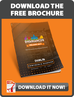 Download DigiMarCon Ireland 2021 Brochure