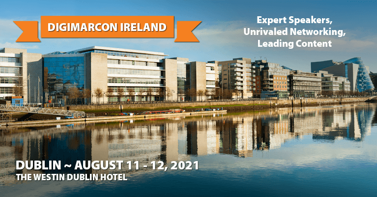 DigiMarCon Ireland 2022